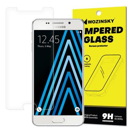 Tempered Glass tvrzené sklo 9H Samsung Galaxy A3 2016 A310 (balení - obálka)