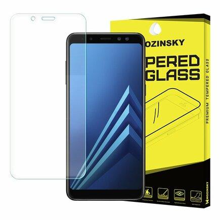 Tempered Glass tvrzené sklo 9H Samsung Galaxy A5 2018 / A8 2018