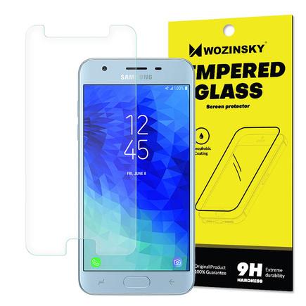 Tempered Glass tvrzené sklo 9H Samsung Galaxy J3 2018 J377 (balení-obálka)