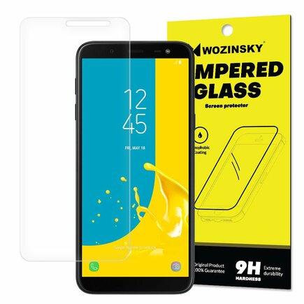 Tempered Glass tvrzené sklo 9H Samsung Galaxy J6 2018 J600 (balení - obálka)