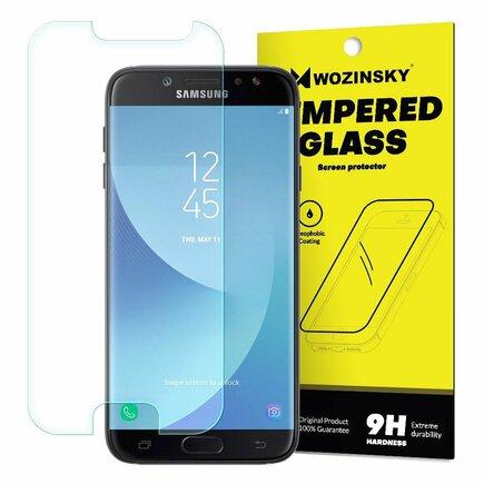 Tempered Glass tvrzené sklo 9H Samsung Galaxy J7 2017 J730 (balení - obálka)