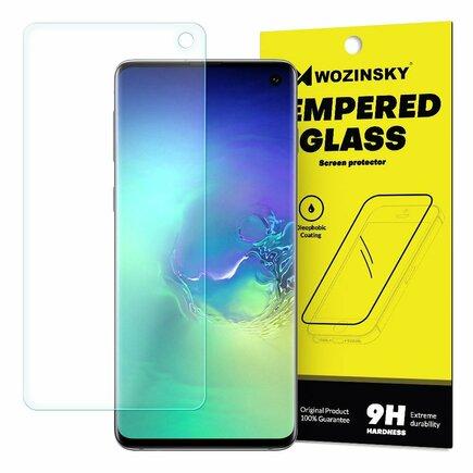 Tempered Glass tvrzené sklo 9H Samsung Galaxy S10 (balení-obálka)