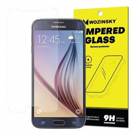 Tempered Glass tvrzené sklo 9H Samsung Galaxy S6 G920 (balení - obálka)