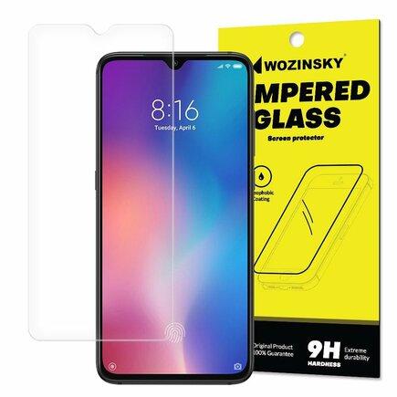 Tempered Glass tvrzené sklo 9H Xiaomi Mi CC9e (balení - obálka)