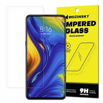 Tempered Glass tvrzené sklo 9H Xiaomi Mi Mix 3 (balení-obálka)