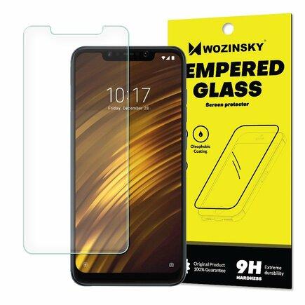 Tempered Glass tvrzené sklo 9H Xiaomi Pocophone F1 (balení - obálka)