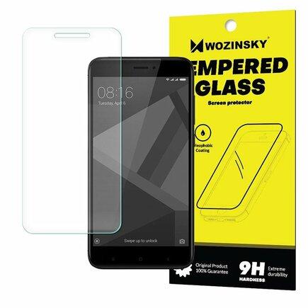 Tempered Glass tvrzené sklo 9H Xiaomi Redmi 4X (balení-obálka)