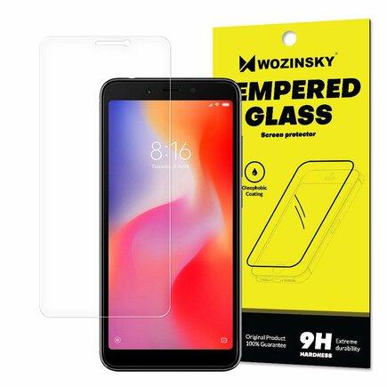 Tempered Glass tvrzené sklo 9H Xiaomi Redmi 6 / 6A
