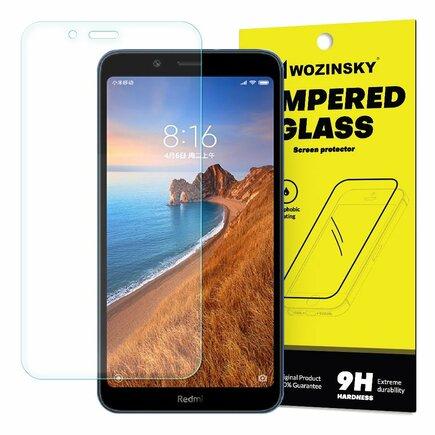 Tempered Glass tvrzené sklo 9H Xiaomi Redmi 7A
