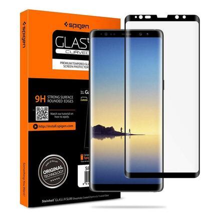 Tvrzené sklo Glas.TR Case Friendly Galaxy Note 8 černé