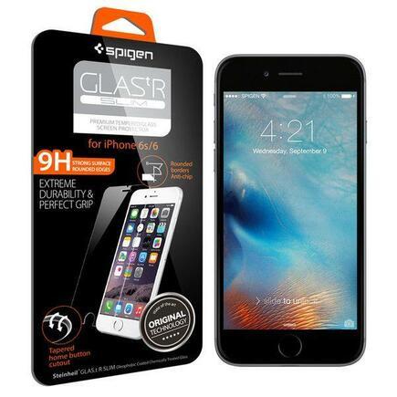 Tvrzené sklo Glas.TR Slim iPhone 6/6S