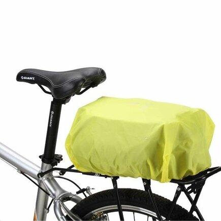 Univerzální pouzdro proti dešti s gumičkou na cyklistickou tašku zelené (WBB5YW)