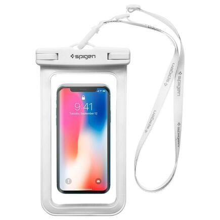 Univerzální voděodolné pouzdro na telefon A600 bílé