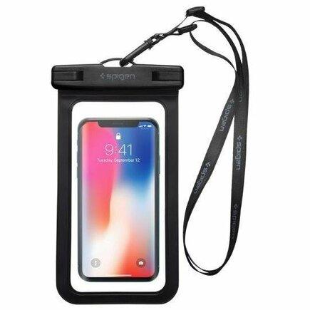 Univerzální vodotěsné pouzdro na telefon A600 černé