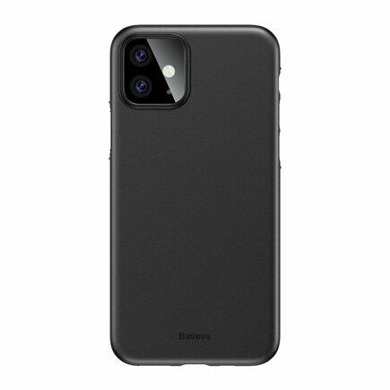 Wing Case ultratenké pouzdro iPhone 11 černé (WIAPIPH61S-A01)