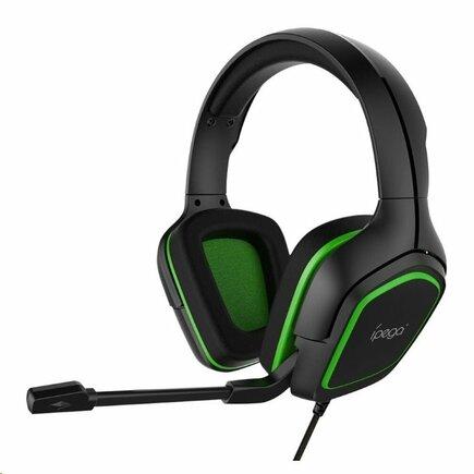 iPega PG-R006 Gaming Headset s Mikrofonem zelený (EU Blister)
