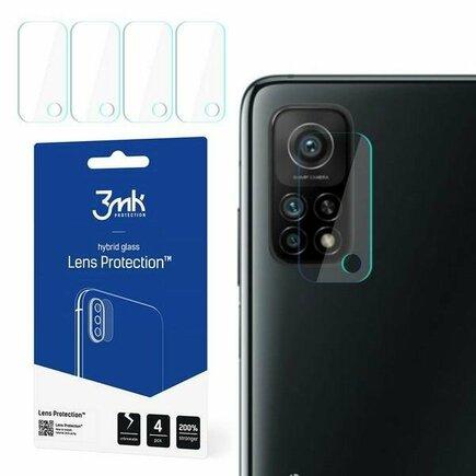 3MK Lens Protect Xiaomi Mi 10T 5G / Mi 10T Pro 5G ochrana na objektiv kamery 4ks
