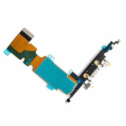8 Plus Flex Kabel vč. Dobíjecího Konektoru bílý