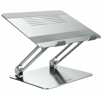 Nastavitelný stojan na notebook Nillkin ProDesk stříbrný
