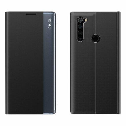 New Sleep Case pouzdro s klapkou s funkcí podstavce Xiaomi Redmi Note 8T černé