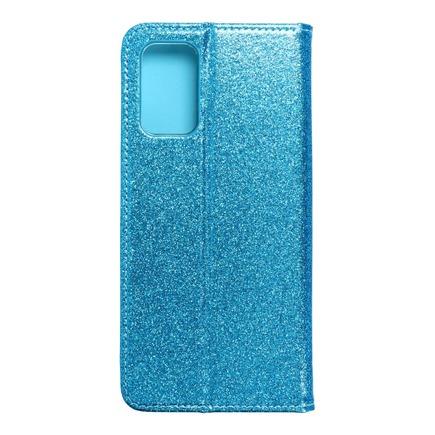 Pouzdro Forcell Shining Book Xiaomi Redmi 9T modré