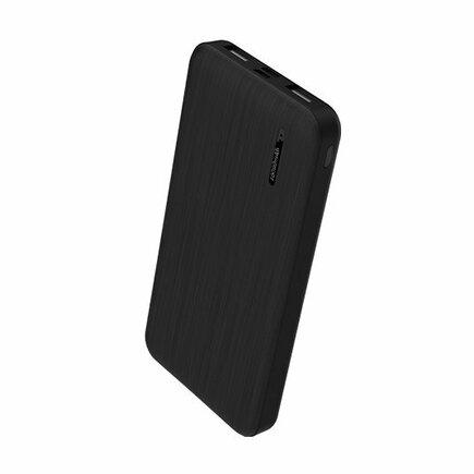 Proda Azeada power banka 10000 mAh 2x USB 2 A černá (PD-P69 black)