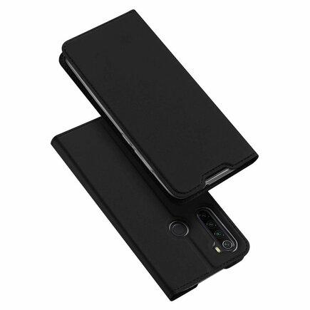 Skin Pro pouzdro s klapkou Xiaomi Redmi Note 8 černé
