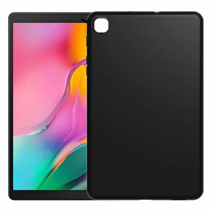 TPU Tablet Case Sam Tab S7 Plus / T970 / T975 / T976 Black