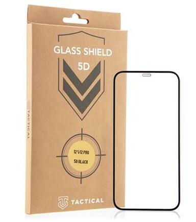 Tactical Glass Shield 5D AntiBlue sklo pro Apple iPhone 13/13 Pro černé