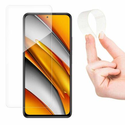 Wozinsky Nano Flexi hybridní elastická skleněná fólie Xiaomi Redmi K40 Pro+ / K40 Pro / K40 / Poco F3 / Mi 11i