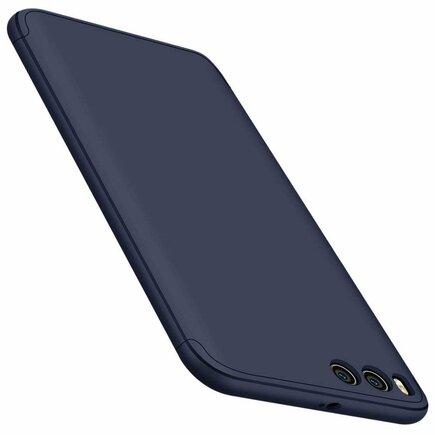 360 Protection Case pouzdro na přední i zadní část telefonu Xiaomi Mi 6 modré