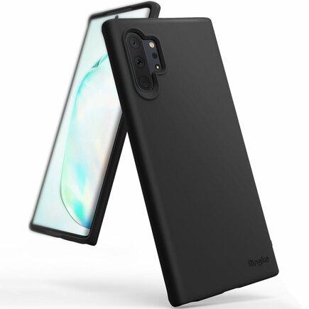 Air S ultratenké gelové pouzdro Samsung Galaxy Note 10 Plus černé (ADSG0004)