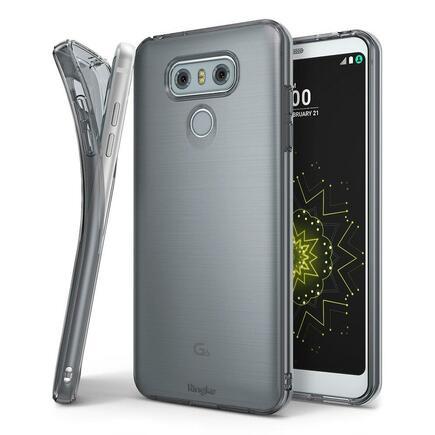 Air ultratenké gelové pouzdro LG G6 H870 H873 šedé (ARLG0005)