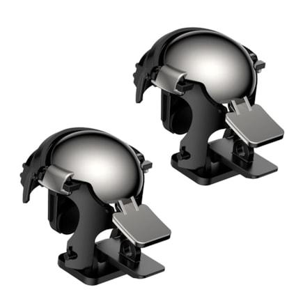 Baseus Level 3 Helma PUBG pad gamepad joystick pro herní telefon černý (GMGA03-A01)
