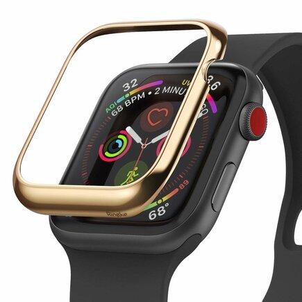 Bezel Styling pouzdro pro Apple Watch 44 mm zlaté (RGAP0011)