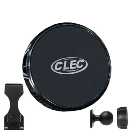 CLEC magnetický držák do auta na ventilační mřížku Mercedes E černý