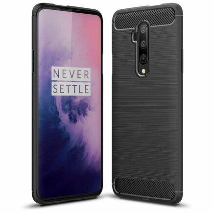 Carbon Case elastické pouzdro OnePlus 7T Pro černé