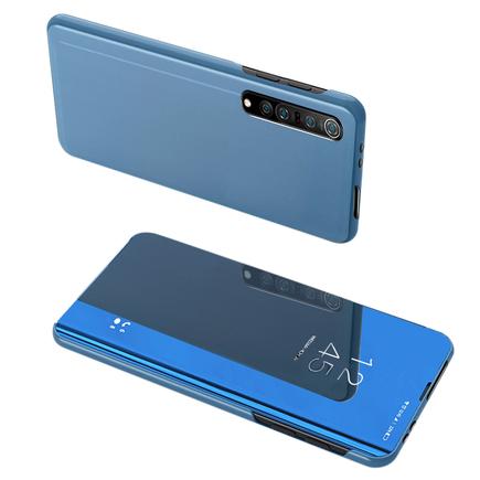 Clear View Case pouzdro s klapkou Xiaomi Mi 10 Pro / Xiaomi Mi 10 modré
