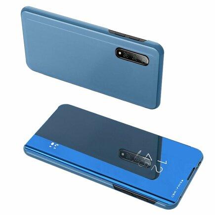 Clear View Case pouzdro s klapkou Xiaomi Mi CC9e / Xiaomi Mi A3 modré