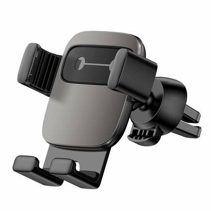 Cube gravitační držák do auta na ventilační mřížku černý (SUYL-FK01)