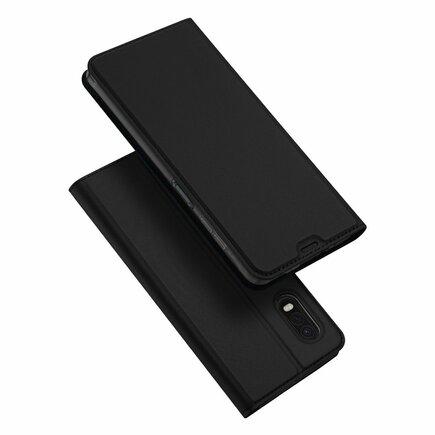 Dux Ducis Skin Pro pouzdro s klapkou Samsung Galaxy XCover Pro černé