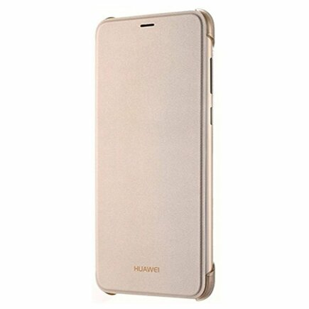 Flip Cover pouzdro s klapkou Huawei P Smart zlaté