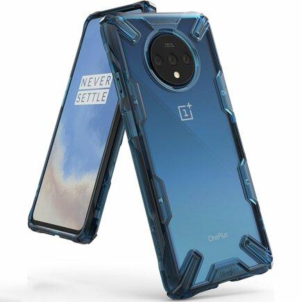Fusion X pancéřové pouzdro s rámem OnePlus 7T Pro modré (FXOP0010)