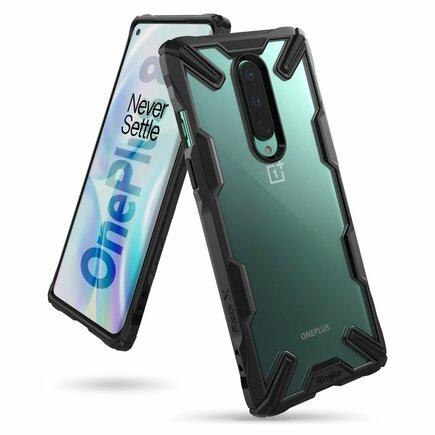 Fusion X pancéřové pouzdro s rámem OnePlus 8 černé (FXOP0011)