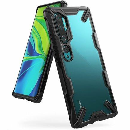 Fusion X pancéřové pouzdro s rámem Xiaomi Mi Note 10 / Mi Note 10 Pro / Mi CC9 Pro černé (FXXI0013)