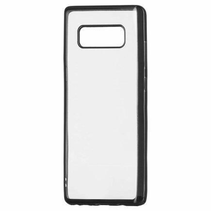 Gelové pouzdro Metalic Slim Sony Xperia XA2 černé