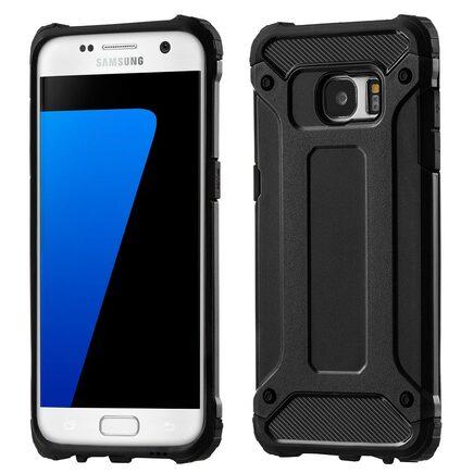 Hybrid Armor pancéřové hybridní pouzdro Samsung Galaxy S7 Edge G935 černé