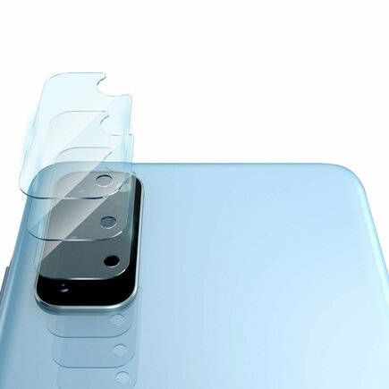 Invisible Defender 3x tvrzené sklo na objektiv kamery 0,25 mm Samsung Galaxy S20 (IGSG0016)