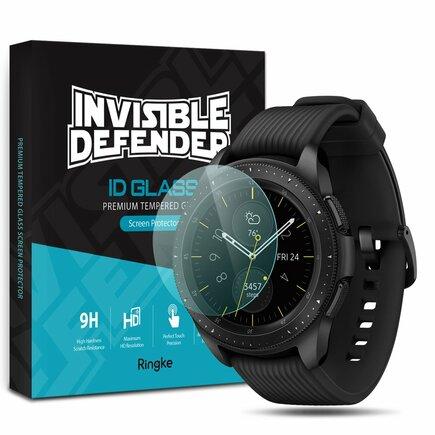 Invisible Defender 4x ID Glass tvrzené sklo 2,5D 0,33 mm Samsung Galaxy Watch 42mm (IGSG0010-RPKG)