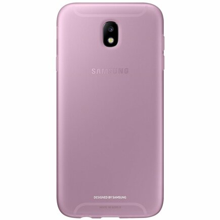 Jelly Cover gelové pouzdro Samsung Galaxy J7 2017 J730 růžové